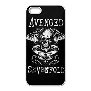 iPhone 4 4s Cell Phone Case White Avenged Sevenfold WQ7505740