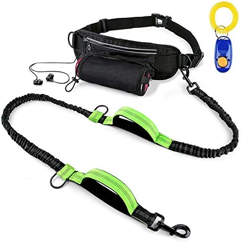 U picks Hands Free Reflective Training Adjustable