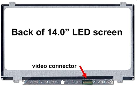 "HP 15-da0032wm 15-DA0032WM LCD LED Replacement Screen 15.6/"" HD BV Display New"