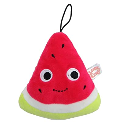 "Kidrobot Yummy World 4"" Melony Watermelon Plush: Toys & Games"