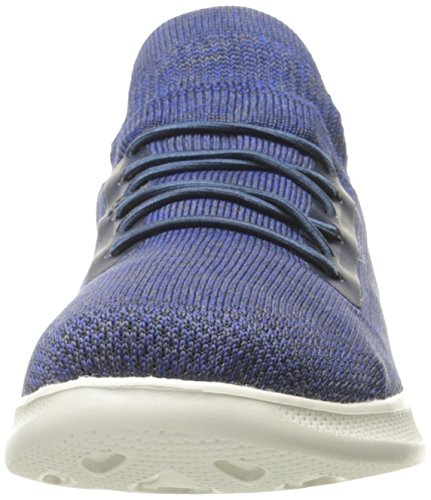 Lite Step Go Azul para Effortless Skechers Mujer Entrenadores Marino qEH5wOd