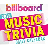 Sellers Publishing 2018 Billboard Music Trivia Boxed/Daily Calendar (CB0238)