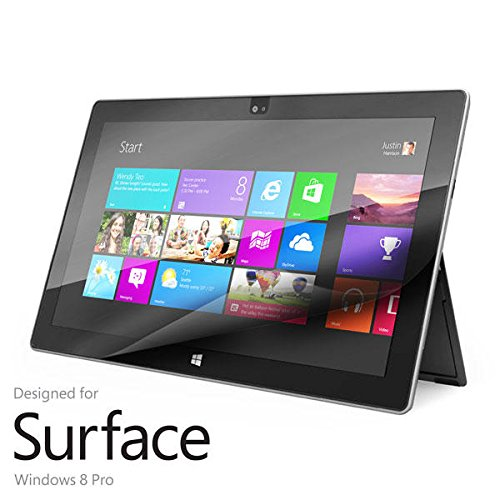 Incipio Incipio Screen Protector (Incipio Clear/Anti-Finger Print Screen Protector for Microsoft Surface Pro, 2 Pack (CL-487))