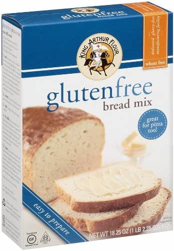 Baking Mixes: King Arthur Gluten Free Bread Mix