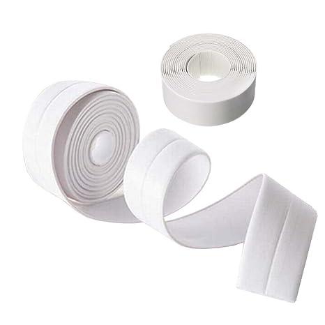 UK Wall Sink Caulk Strip Sealing Tape for Home Bathroom Waterproof Self-Adhesive