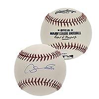Gary Sanchez Autographed Signed Official Major League Baseball - Steiner Authentication