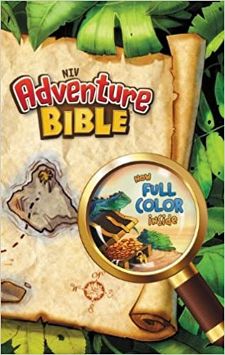 Image result for NIV adventure bible