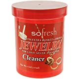 Unity-Frankford 8 Pack Jewelry Cleaner 5oz Value Pack with Basket and Brush