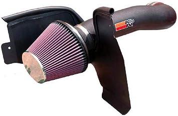 K/&N 57-1540 FIPK Performance Air Intake System