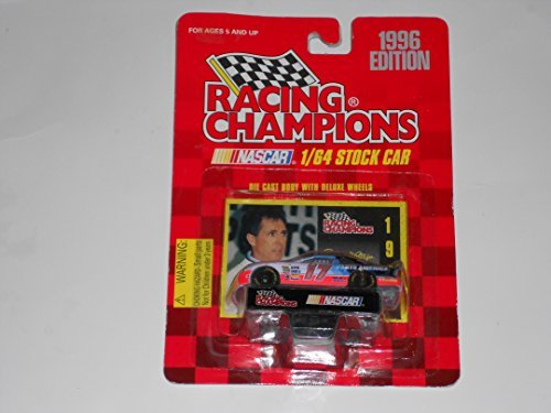 Racing champions 1996 edition with card darrell waltrip #17 parts america car