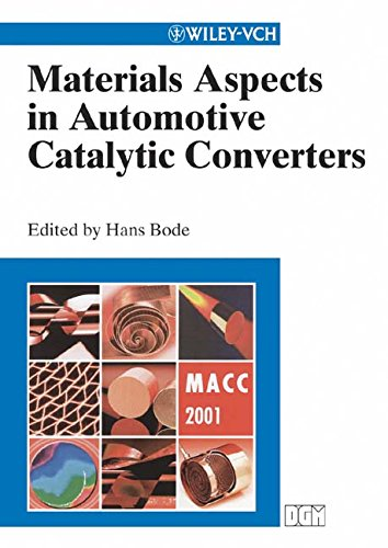 Download Materials Aspects in Automotive Catalytic Converters pdf epub