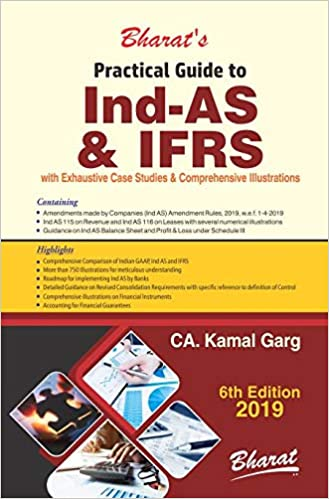 Practical Guide to Ind AS & IFRS 2019 by CA. Kamal Garg