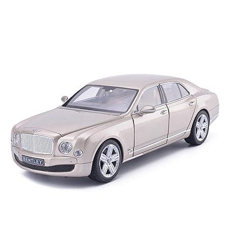 Category/bentley >> Jxxddq Model Car Kids Car Toys For Boys Girls 1 18 Scale