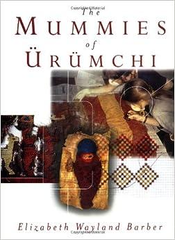 Book The Mummies of Urumchi
