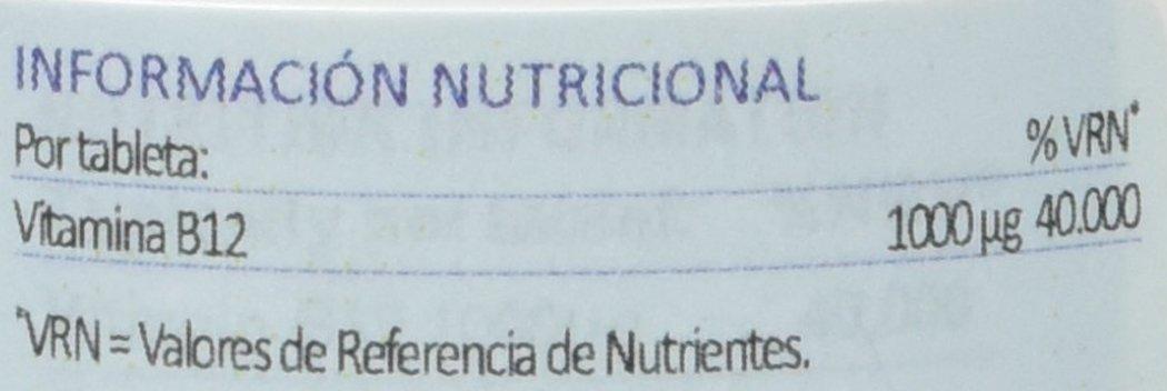 Lamberts Vitamina B12 1000ug - 60 Tabletas: Amazon.es: Salud y cuidado personal