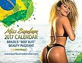 Miss Bumbum 2017 Calendar