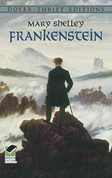 Frankenstein; or, The Modern Prometheus 0451532244 Book Cover