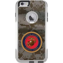 Marines OtterBox Commuter iPhone 6 Plus Skin - Camo Marine Corps | Military X Skinit Skin