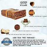 Leather Village–Leather Journal-Vintage Leather
