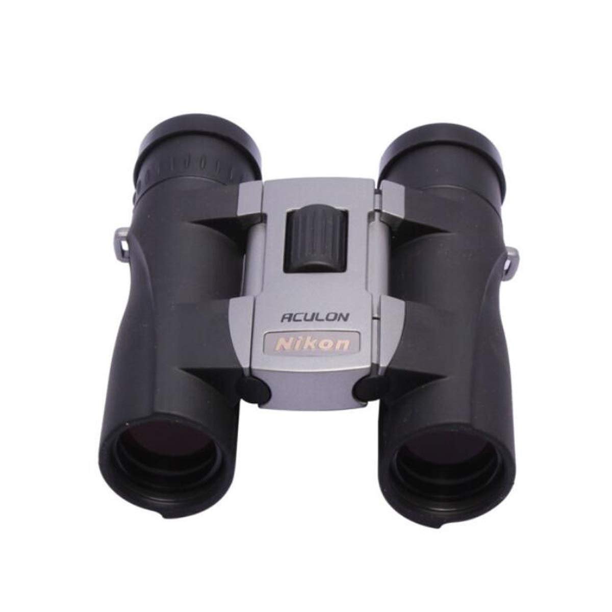 Kaiyitong Telescope, 10X25 Binoculars, High-Definition Outdoor Telescope (Color : Gray)