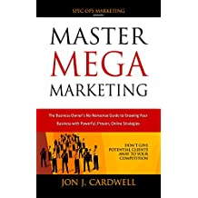 Master Mega Marketing: The Business Owner's No-Nonsense Guide to Growing Your Business with Powerful, Proven, Online Strategies