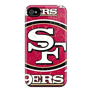 Cases Covers For iphone 6 plusd 5.5 Strong Protect Cases - San Francisco 49ers Design