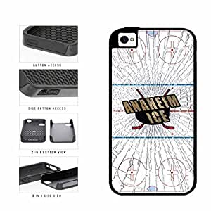 iphone covers Anaheim Ice 2-Piece Dual Layer Phone Case Back Cover Apple Iphone 6 4.7