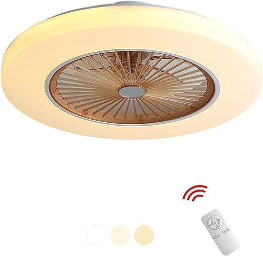Hami Luz de Ventilador de Techo LED Iluminación Interior ...