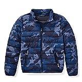 Polo Ralph Lauren Boy's Packable Camo Down Jacket