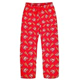 Arsenal FC Official Football Gift Mens Lounge Pants Pajama Bottoms Red XL