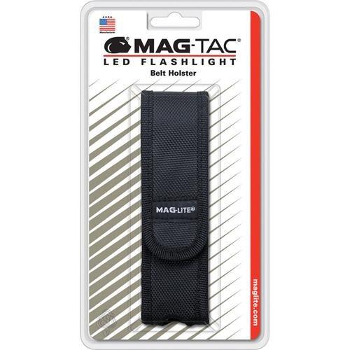 Down Mag (MagLite Accessory MAG-TAC Nylon Belt Holster,)