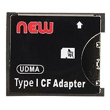 Extreme Single MMC Slot to CF Type I Compact Flash CF Memory Card Adapter Single Item