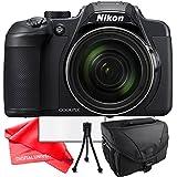 Nikon COOLPIX B700 Digital Camera, Camera Bag, Table Top Tripod, Lens Cleaning Kit and LCD Screen Protecotor