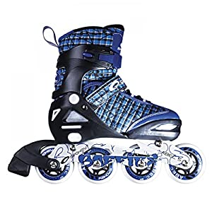 Spokey® BAFFIES Inline Skates Inliner Skating Rollschuhe ,...