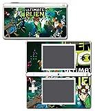 Ben Ten 10 Ultimate Alien Omnitrix Tennyson Video Game Vinyl Decal Skin Sticker Cover for Nintendo DS Lite System