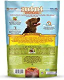Zukes Mini Naturals Dog Treats, Chicken, 1-Pound
