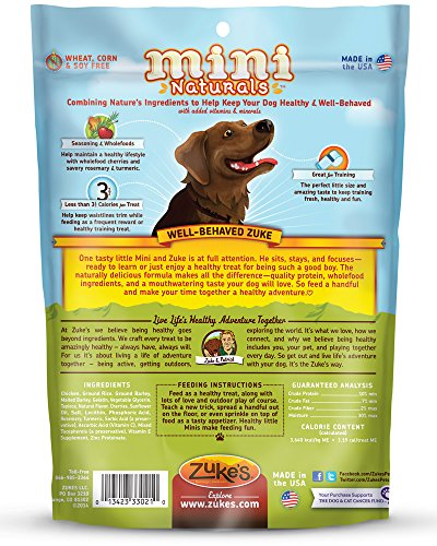 Zukes-Mini-Naturals-Dog-Treats-Roasted-Chicken-Recipe-16-Ounce