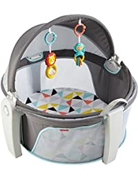 On-The-Go Baby Dome, White