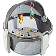 Fisher-Price On-The-Go Baby Dome, White