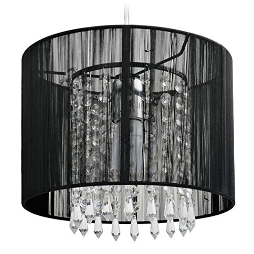 Kaluo Modern Romantic Chandelier Ceiling Lamp Light for Living Room, Study Room, Hallway, Bar, Kitchen, Dining Room, Kids Room by Kaluo (Image #3)