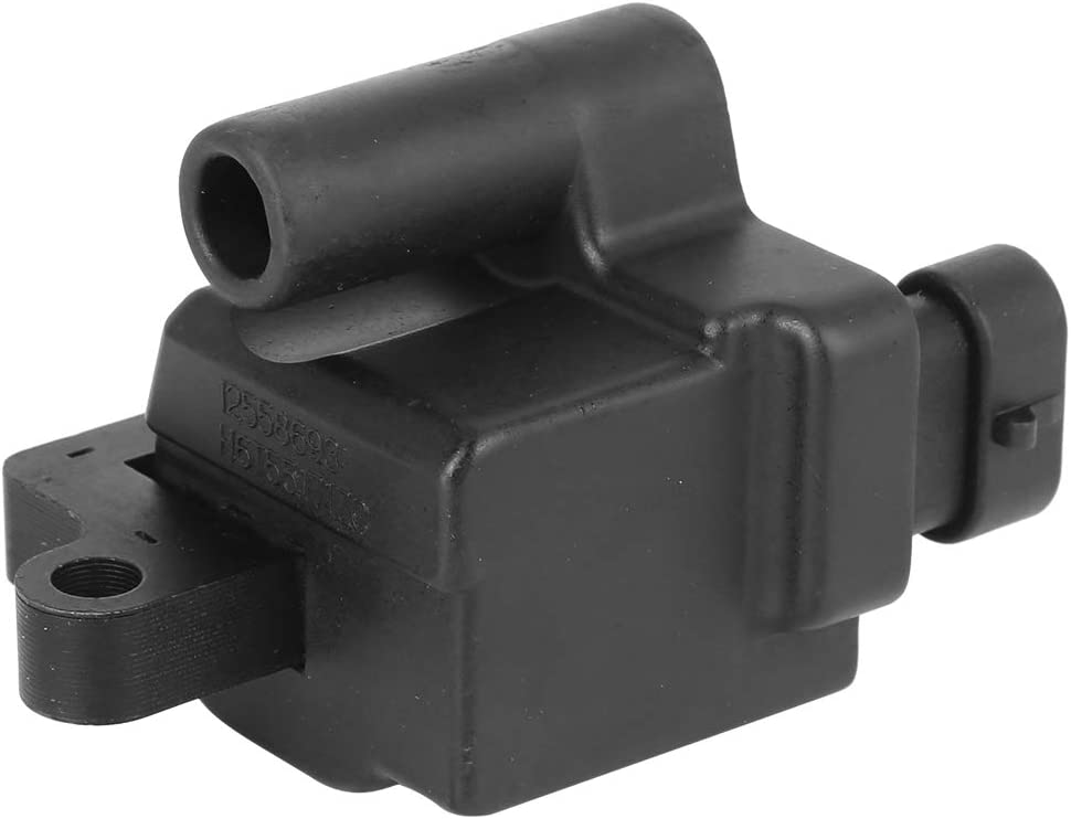 uxcell Auto Parts Ignition Coil 12558693 H6T55171ZC Replacement for CADILLAC ESCALADE for CHEVROLET C4500 KODIAK
