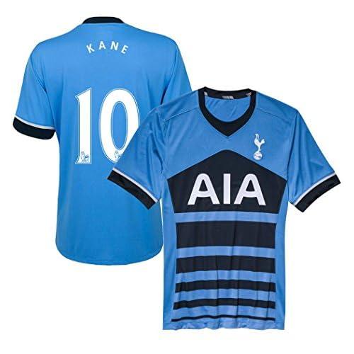 1aab4ea03 FC Football Jersey Mens Tottenham Hotspur #10 KANE Away Soccer Jersey Blue  high-quality