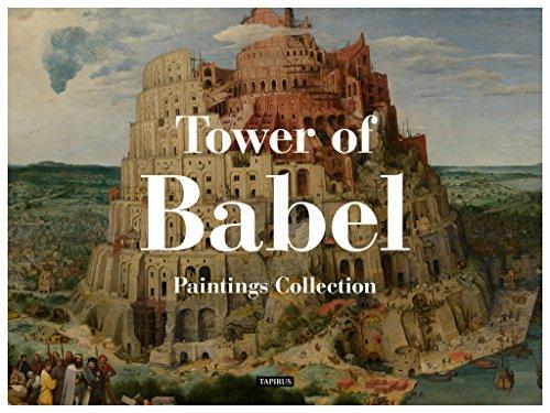 Tower of Babel ─Paintings Collection por TAPIRUS,Pieter Bruegel