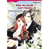 What the Greek Can't Resist: Harlequin comics