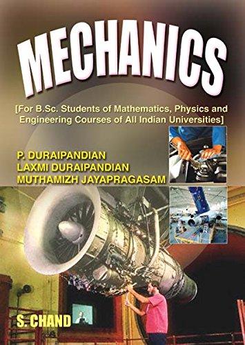 Mechanics (Center Of Mass And Moment Of Inertia)