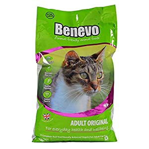 BENEVO VEGAN ADT CAT FOOD 10KG