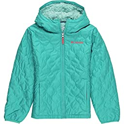 Columbia Little Girls\' Bella Plush Jacket, Miami, X-Small