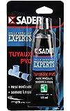 Bostik SA 30022281 Colle tuyaux PVC Tube de blister 125 ml