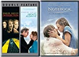 Nicholas Sparks Collection - The Notebook, Nights in Rodanthe and Intersection 3-Movie Triple Feature Bundle