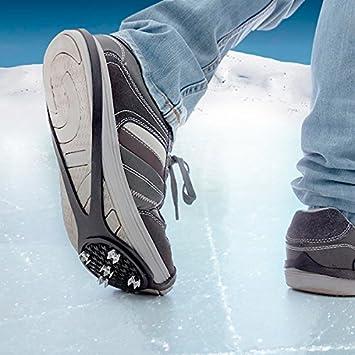 441dd5b041 Crampon pour chaussure anti glisse sur neige et verglas - crampon glace